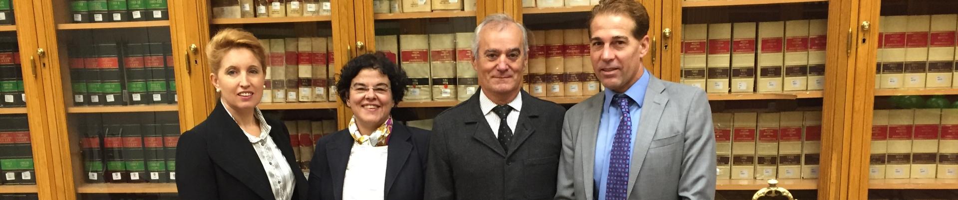 Asistencia jurídica profesional